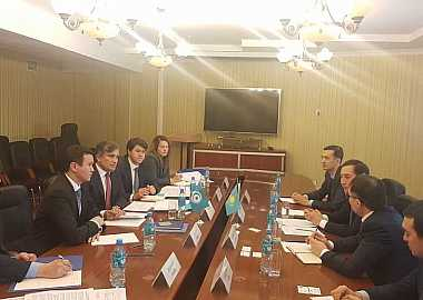 Delegation of the Turkic Council paid a working visit to Nur-Sultan.