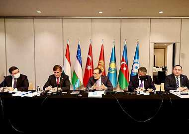 25th Meeting of the Senior Officials Committee (SOC) of the Turkic Council convened in Istanbul