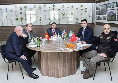 Turkic Council Training Program on mutual cooperation and exchange of experience in the field of cynology was organized in Baku.