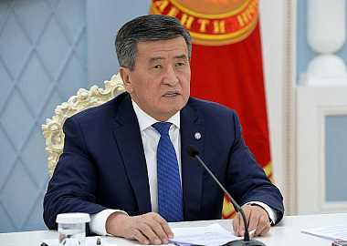 Leaders of the Turkic Council held an Extraordinary Summit on 10 April 2020 on Corona Virus Epidemy