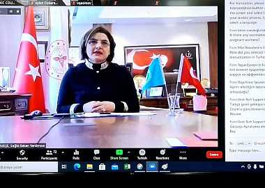 Turkic Council convened the 5th Video-Conference Meeting of the Health Scientific Group