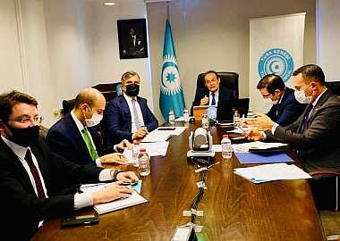 Turkic Council convened the First Video-Conference Meeting of the Health Coordination Committee