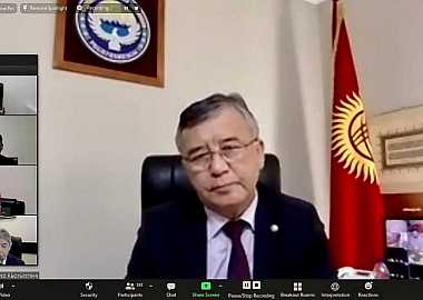 """Turkic Council Secretariat co-hosted International Conference entıtled """"Cooperation of Uzbekistan with the Turkic Council Member States"""""""