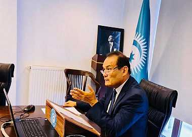 Turkic Council convened the Video-Conference Meeting of the Supply Chain Group
