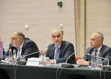 Meeting of the Ministers in charge of Transport of the Turkic Council held in Budapest, Hungary