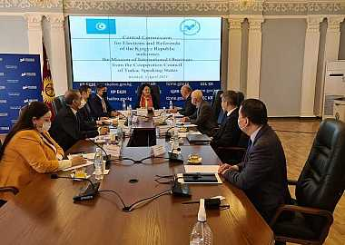 Turkic Council International Elections Observation Mission held meetings in Bishkek