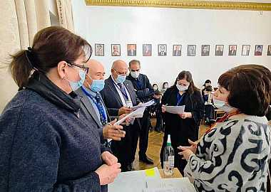 Turkic Council International Observation Mission monitored elections and constitutional referendum in the Kyrgyz Republic.
