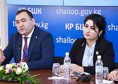 Turkic Council International Election Observation Mission presented its statement on the Early-Presidential Election of the Kyrgyz Republic