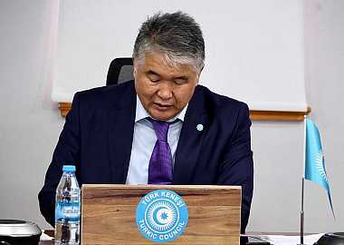 Turkic Council took part in the International Turkic Language Day Consultation Meeting.