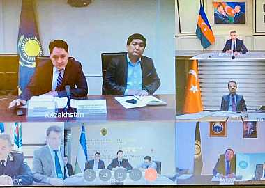 Turkic Council convened Video-Conference Meeting among the Heads of the Migration Services and Related Authorities of the Member and Observer States