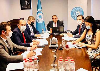 Turkic Council convened Video-Conference Meeting among Tourism Ministers of the Member and Observer States