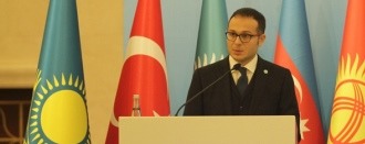 Opening speech delivered by the Turkic Council Secretary General Ambassador Ramil Hasanov