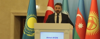 Opening speech delivered by H.E. Ahmet Aydın, Deputy Speaker of Grand National Assembly of  the Republic of Turkey