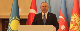 Opening speech delivered by H.E. Mevlüt Çavuşoğlu, Minister of Foreign Affairs of the Republic of Turkey