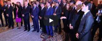 Reception Hosted by the Secretary General on 21 October 2014 at the Çırağan Palace