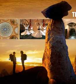 Turkic Council Modern Silk Road Joint Tour Package, Brochure