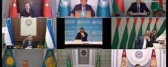 Extraordinary Summit of the Heads of State of the Turkic Council on